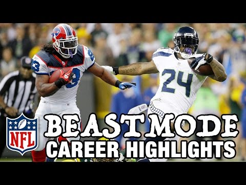 "Marshawn Lynch ""Beastmode"" Career Highlights 