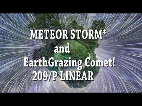 Tonight! Will it be a Meteor Storm, Meteor Shower, Dud, Meteor Garden or Worse?