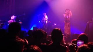 CocoRosie - Big & Black Live @ Webster Hall 9.25.15