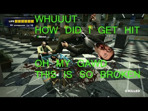 This is How You Don't Play: Dead Rising Remastered