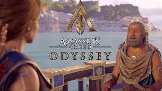Assassin's Creed Odyssey #12 - Historias da Grécia DLC | XBOX ONE S Gameplay Dublado em PT-BR