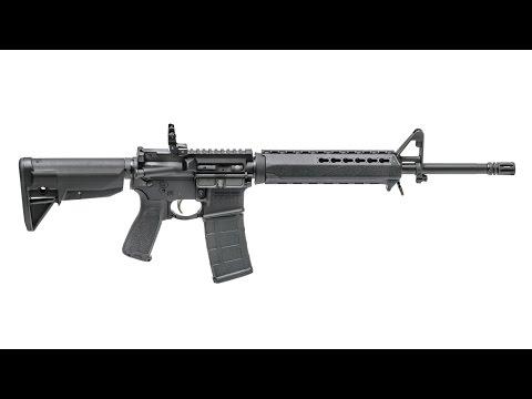 NRA First: Springfield Armory Saint AR-15 Rifle