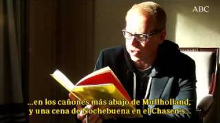 Bret Easton Ellis reads the beginning of Imperial Bedrooms