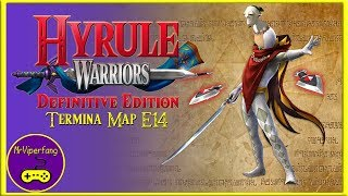 Hyrule Warriors Switch Termina Map E14 Ghirahim S Kamaro S Mask Mrviperfang Let S Play Index