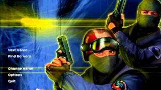 Counter Strike: Theme Song (1.6 Main Menu)