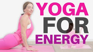 Yoga For Energy   Better Than Coffee!