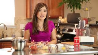 Simple Bean Dip With Ro*tel Tomatoes & Corn : Quick & Easy Dishes