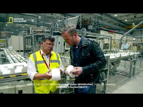 Tissue Paper Production In Sofidel Plants – National Geographic