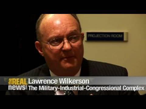 The Military-Industrial-Congressional Complex Pt1