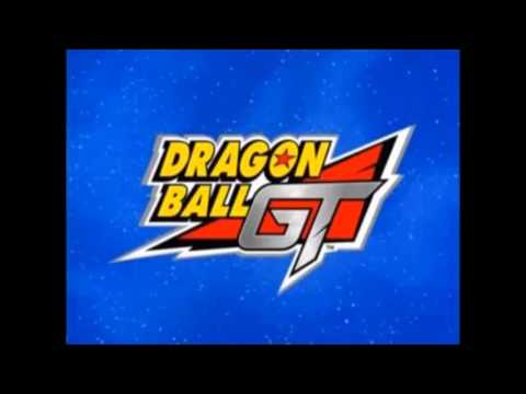 Dragon Ball GT English Opening Full  Vic Mignogna