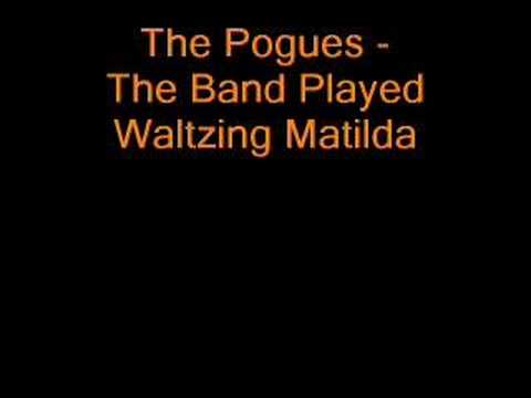 The pogues - The Band Played Waltzing Matilda