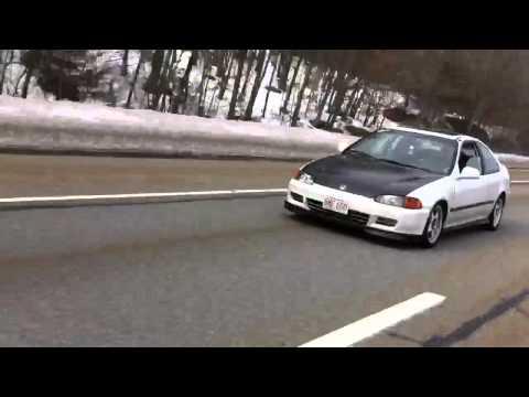 1993 Honda Civic fresh build