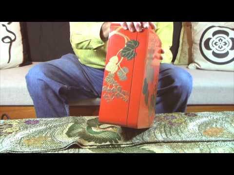 Shogun Oriental Arts #3 - Japanese Lacquer Part 2