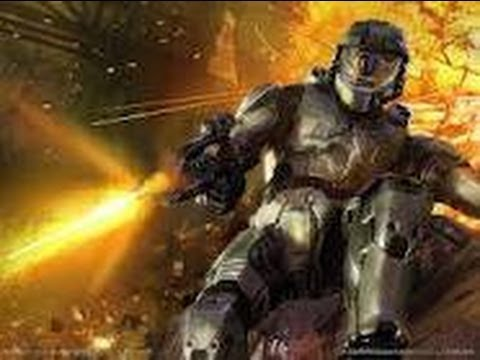 Master Chief Plays Call Of Duty