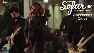 Coffeepot Drive - Warning Sign | Sofar London