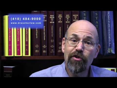 What is Claims Estimation? Maryland Bankruptcy Attorney