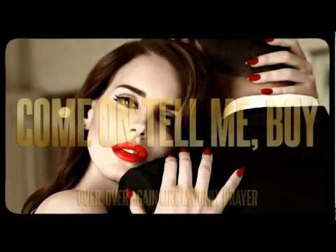 Lana Del Rey - Burning Desire (Lyrics Video)
