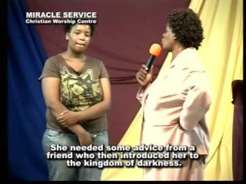Pastor Tshifhiwa Irene - Devil Worshipper Confession Part 1, Venda