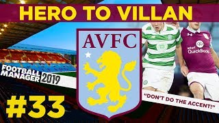 HERO TO VILLAN  PART 33  WE LOST 71  Football Manager 2019
