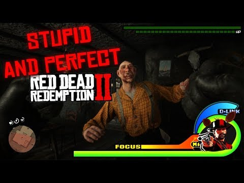 The STUPID Red Dead Redemption 2 Experience thumbnail