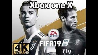 FIFA 2019 DEMO - Gameplay 4K - Xbox One X Enhanced - Game DVR
