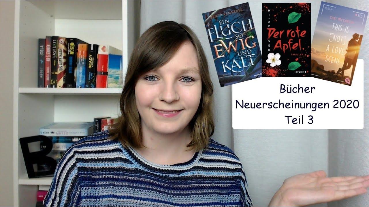 Bücher Neuerscheinungen 2020 Teil 3: Juli, August und September
