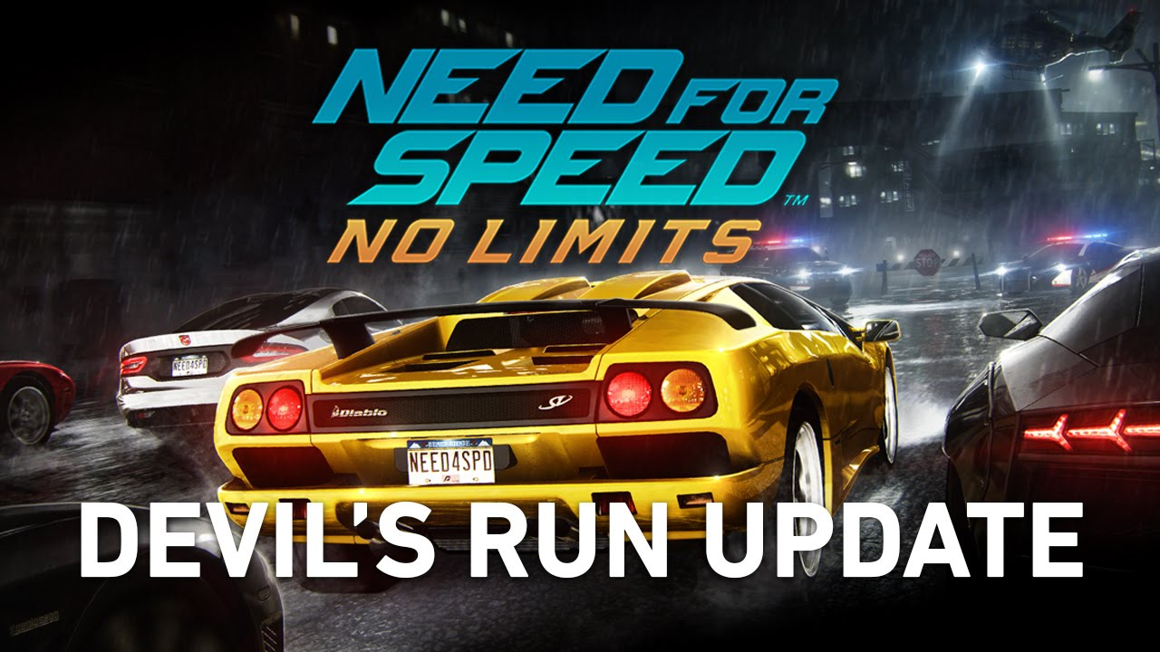 Need For Speed No Limits Devil's Run Update Trailer | MMOHuts