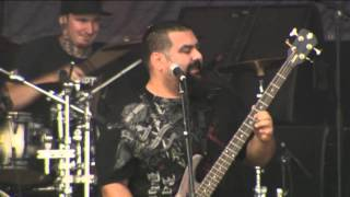NERVECELL: Vicious Circle Of Bloodshed - Live @ Summer Breeze Open Air 2011