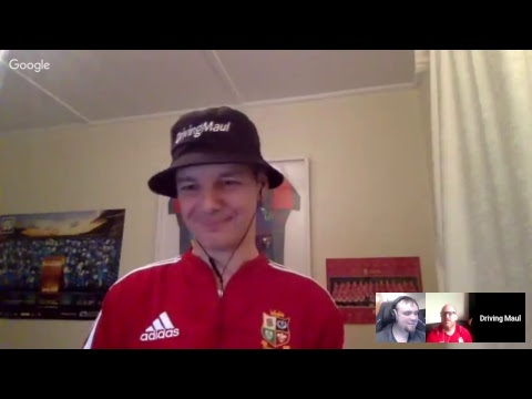 All Blacks v British & Irish Lions Second Test Live Post Game Reaction