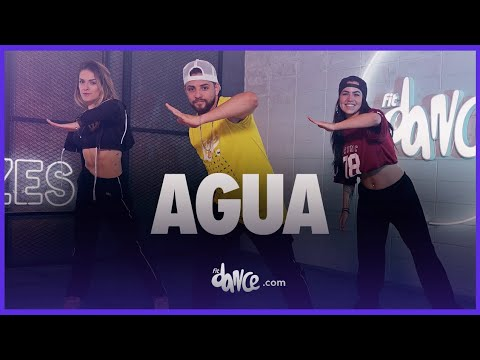 Agua – Tainy, J Balvin | FitDance Life (Official Choreography) | Dance Video