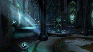 Demon hunter Intro (Part 2) - Legion Alpha [LORE SPOILERS]