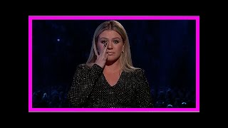 Breaking News | Kelly Clarkson Rejects 'Moment Of Silence,' Calls For Change At Billboard Music Awa