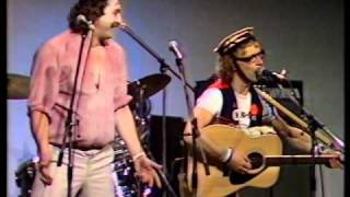 Maxie and Mitch - 'There is Nothing Like a Dame' LIVE @ Leeds Folk festival, 1982
