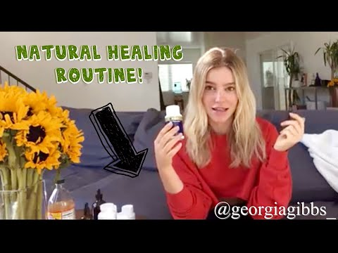 part-1-my-natural-healing-routine-|-skin-&-gut-|-candida-overgrowth-|-georgia-gibbs-unfiltered