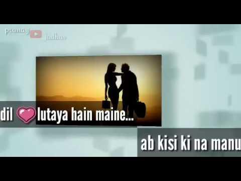 Log Kehte Hain Pagal || 30mins WhatsApp Status\\pranay Jadhav