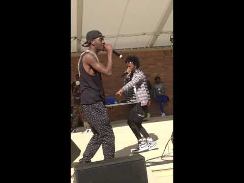 Rich Kidz pt 1 at riverdale town center