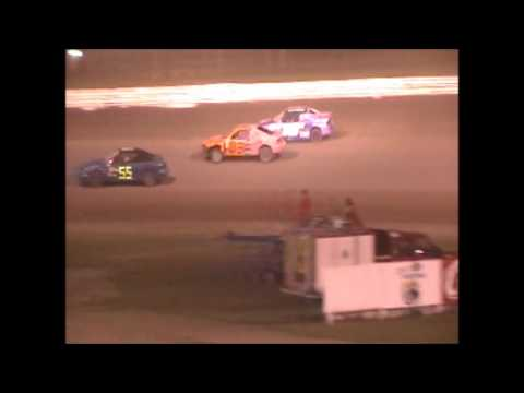 Eagle Raceway Sport Compact B Feature on 5-6-2017