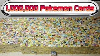1,000,000 Pokemon Cards