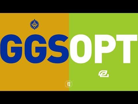 GGS vs. OPT Week 1 Match Highlights (Summer 2018)