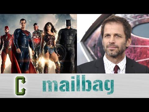 Why Doesn't Zack Snyder Get Credit For Casting DC Films? - Collider Mail Bag