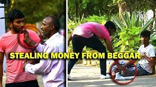 stealing-money-from-beggar-social-experiment-15-kovai-360