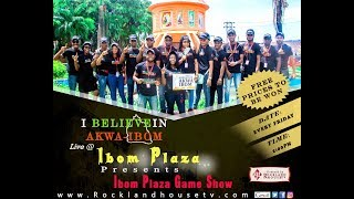 IBOM PLAZA GAME SHOW EPISODE 2 on Rockland House Tv