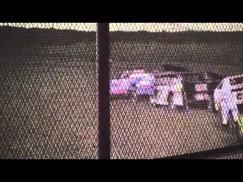 Kankakee County Speedway (7/20/12) UMP Modified A-Main