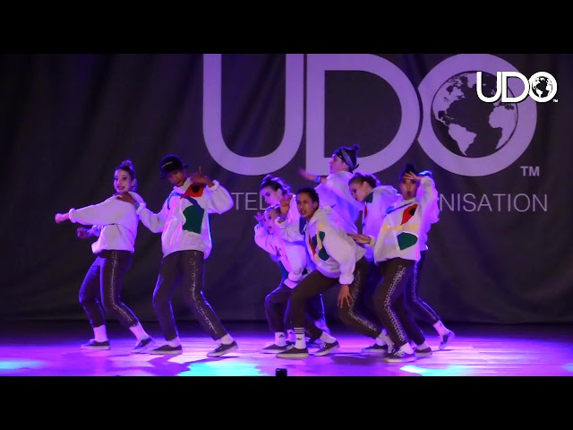 Team U18 intermediate The Flava Final8