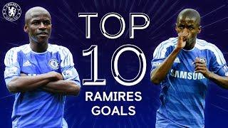 Gambar cover Ramires' 10 Best Chelsea Goals | Chelsea Tops