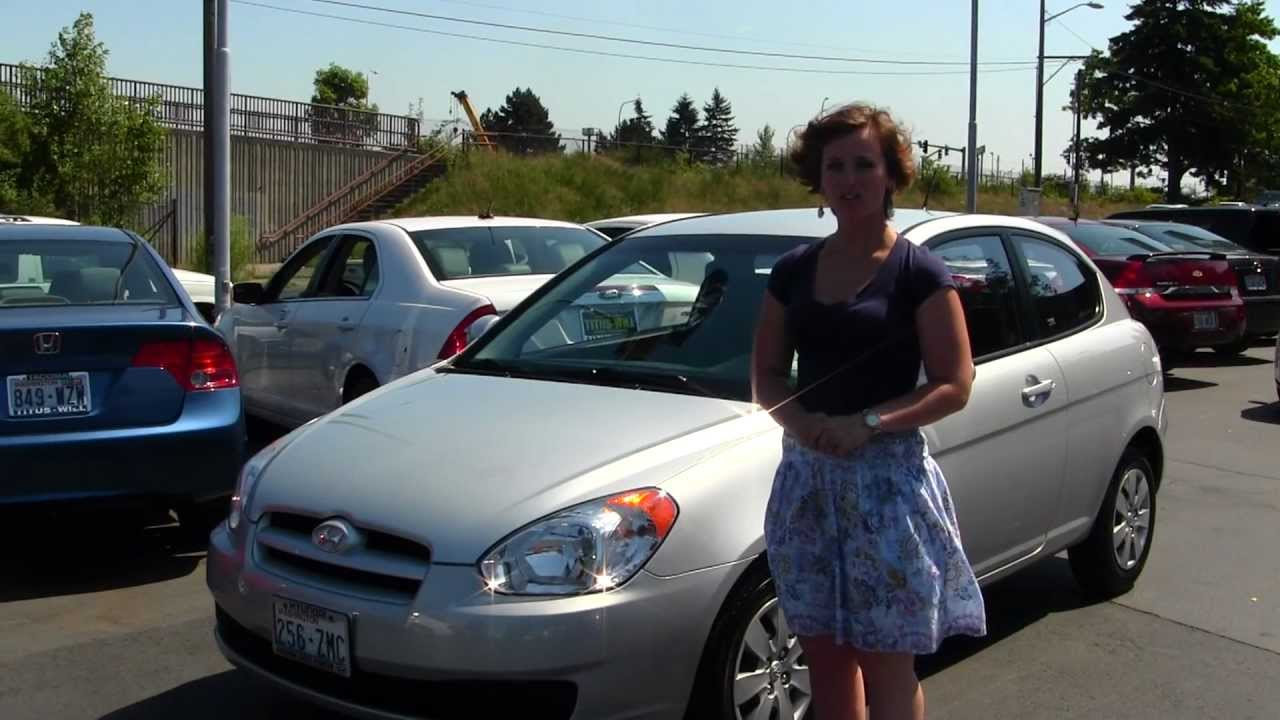 Virtual Walk Around Tour Of A 2009 Hyundai Accent
