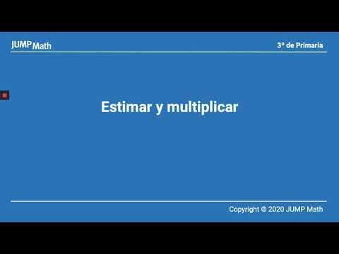 3. Unidad 6. Estimar y multiplicar