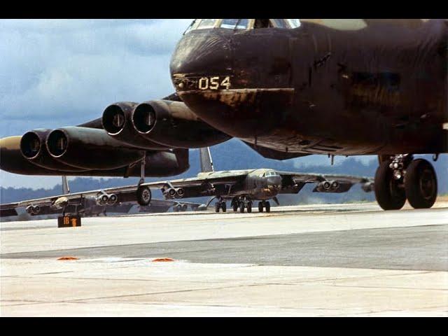 B-52 Busters - Vietnam War Communist Commando Raids