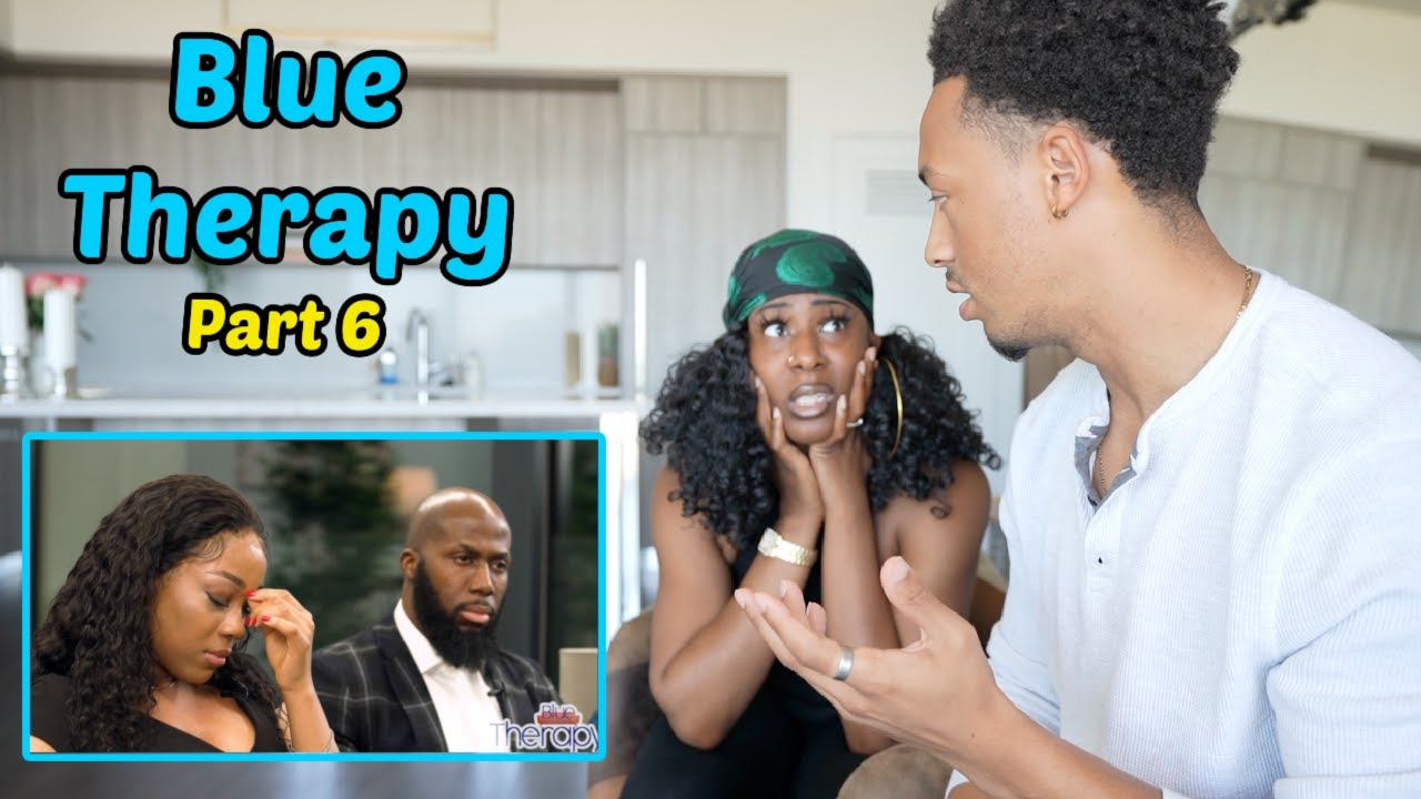 """A HEARTBREAKING FINALE😢💔... WE DIDN'T SEE THIS COMING   Reacting to """"Blue Therapy"""" Part 6"""