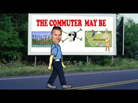 """""""Your's Truly, The Commuter"""" Jason Lytle"""